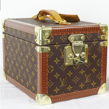 Louis Vuitton Boite Flacons Cosmetic Box