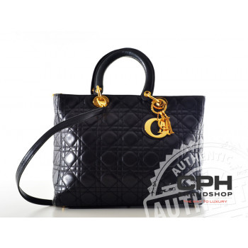 Christian Dior Cannage Tote