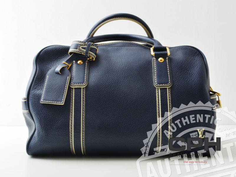 Louis Vuitton  Sac Wekend Suhali