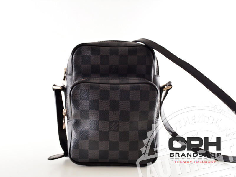 Louis Vuitton Amazone Damier Graphite