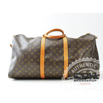 Louis Vuitton Keepall 60 med rem